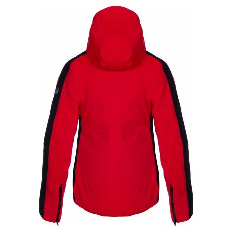 Dámská zimní lyžařská bunda KILPI HATTORI-W červená