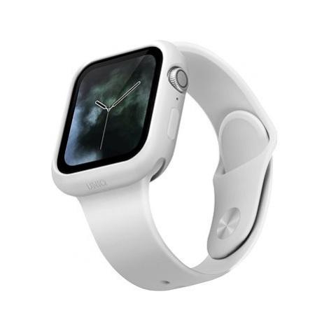 Uniq Lino pro Apple Watch 40mm Dove bílý