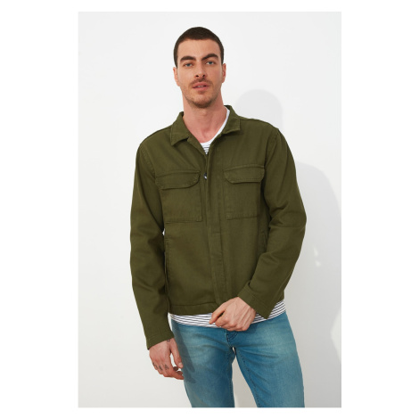 Trendyol Hakkari Men's Multi-Pocket Jacket