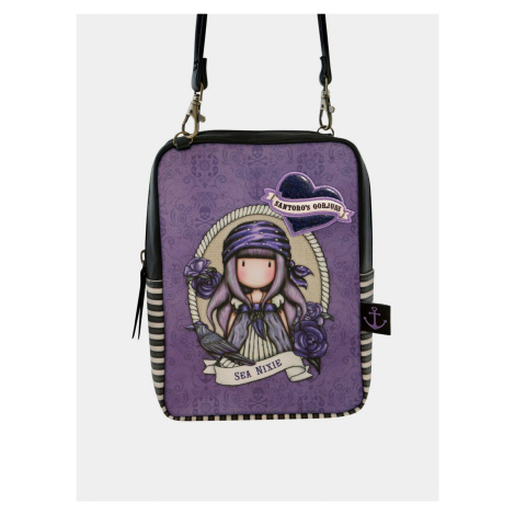 Santoro crossbody kabelka Gorjuss Pirates Sea Nixie Santoro London