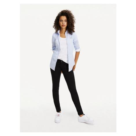 Tommy Jeans dámské černé džíny Tommy Hilfiger