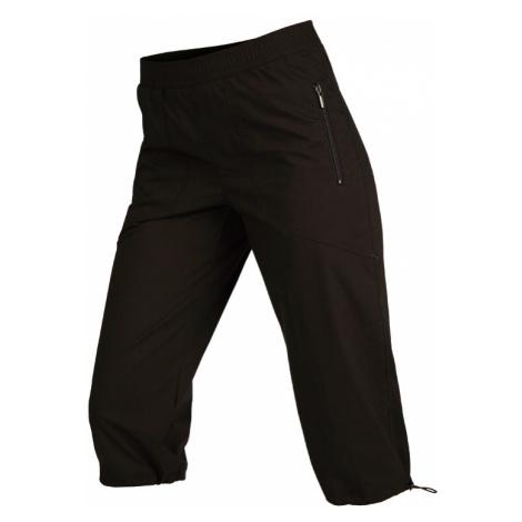 LITEX Kalhoty dámské v 3/4 délce do pasu. 99579901 černá