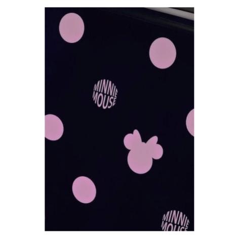 Samsonite Kabinový cestovní kufr COLOR FUNTIME DISNEY SPIN.55/20 Minnie pink dots 134560-9022