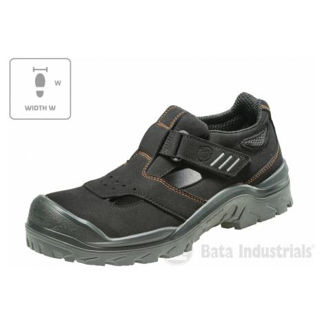Bata Industrials ACT 151 W B09B1 černá Baťa