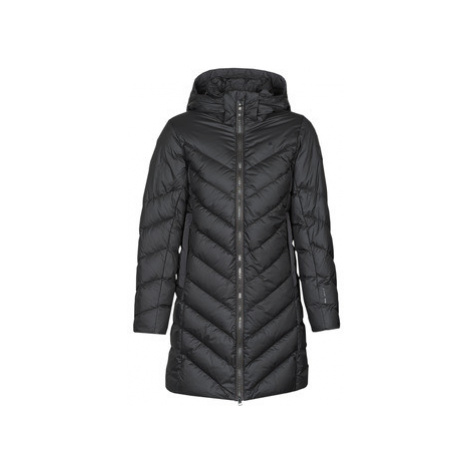 G-Star Raw WHISTLER SLIM DOWN HDD LONG COAT WMN Černá