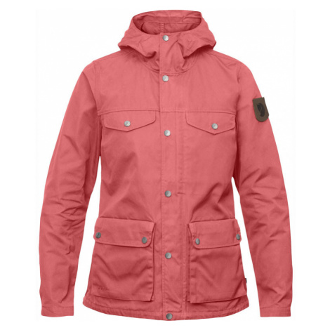 Fjällräven Greenland Jacket Frost Peach Pink Women růžové F89997-319