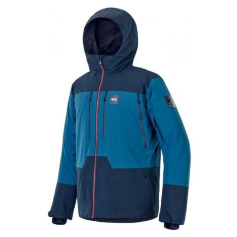 Picture DUNCAN modrá - Pánská zimní bunda