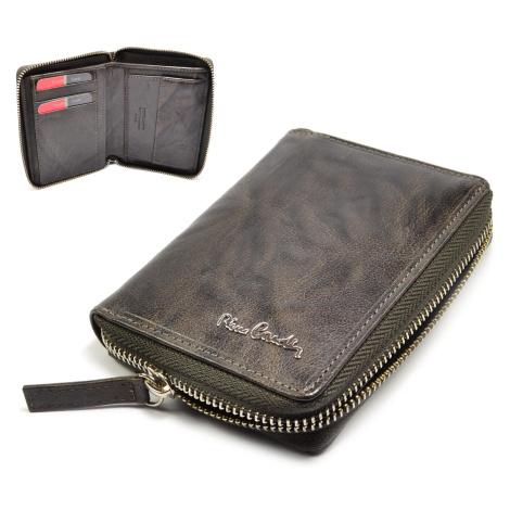 Pánská peněženka na zip Pierre Cardin