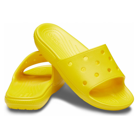 Pantofle Crocs Classic Slide Lemon