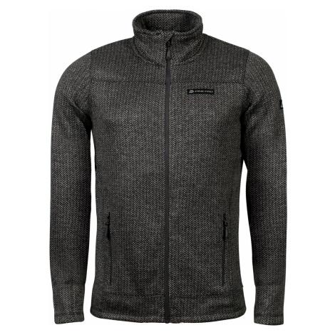 Pánský svetr Alpine Pro ENEAS 3 - tmavě šedá