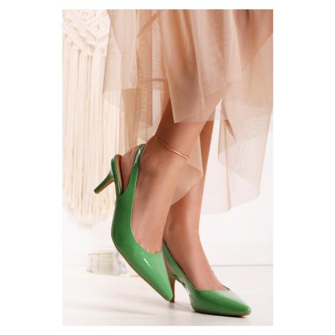 Zelené lodičky Venia Belle Women