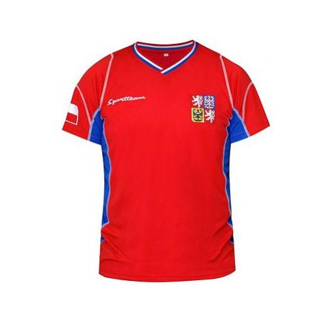 SportTeam Fotbalový dres ČR 1