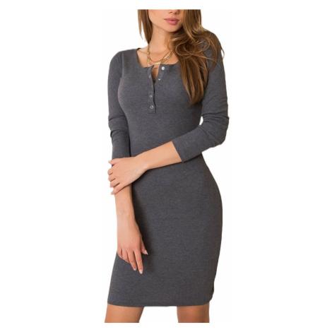 Šaty s dlouhým rukávem Rue Paris