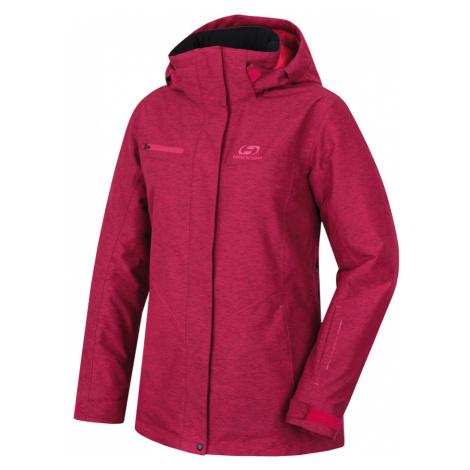 HANNAH Giamba Dámská lyžařská bunda 217HH0018HJ02 Berry mel