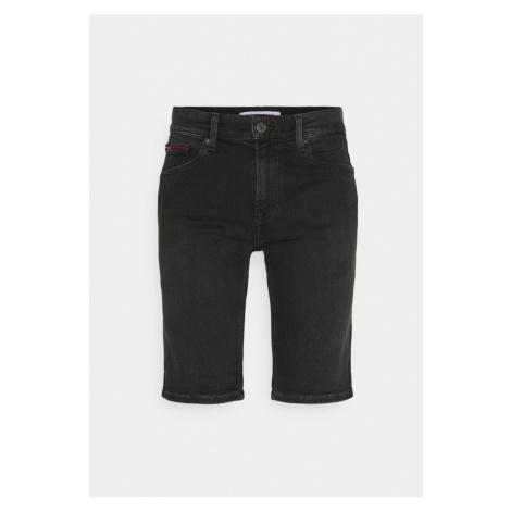 Tommy Jeans pánské šedé šortky SCANTON SHORT KBBC Tommy Hilfiger