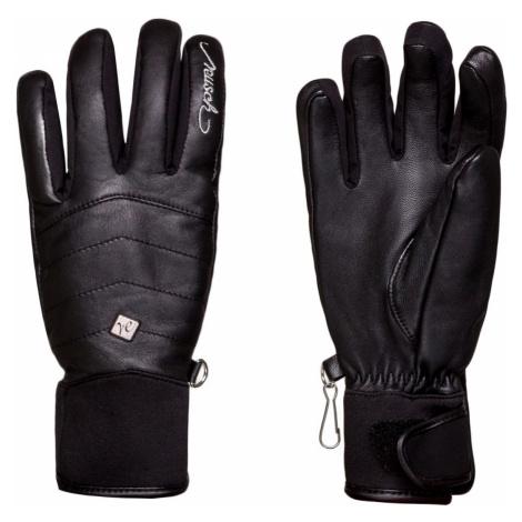 Lyžařské rukavice Reusch THAIS černá
