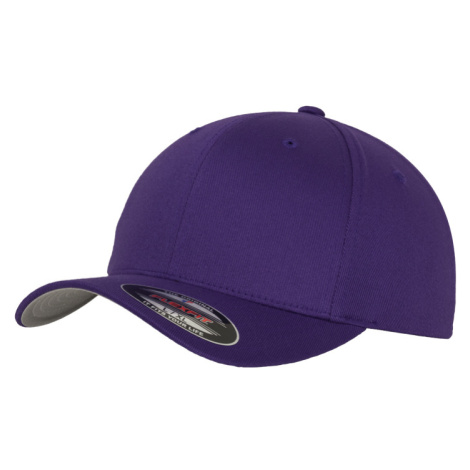 Flexfit Wooly Combed - purple Urban Classics