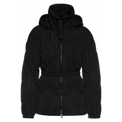 Černá zimní bunda EMPORIO ARMANI