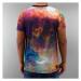 Just Rhyse Hadouken T-Shirt Galaxy