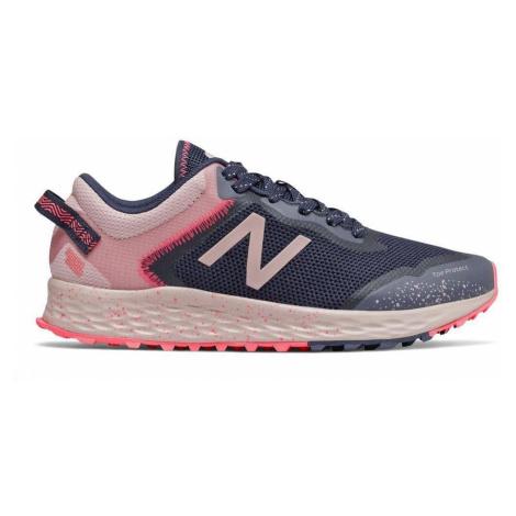 Dámská obuv New Balance WTARISR1 Modrá / Růžová