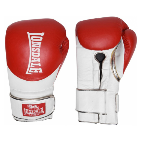 Lonsdale L60 Hook and Loop Training Gloves Unisex Adults