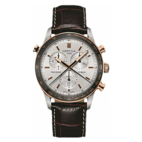 Certina DS-2 Chonograph Flyback C024.618.26.031.00