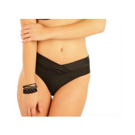 Dámské plavkové kalhotky Litex 52473 | černa