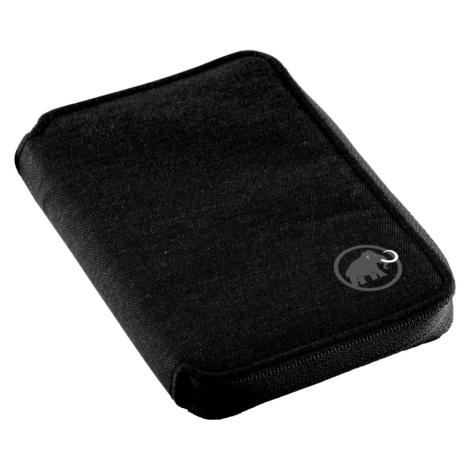 Peněženka Mammut Zip Wallet Mélange Zen
