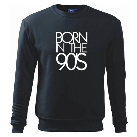 Born In The 90's - Mikina Essential pánská