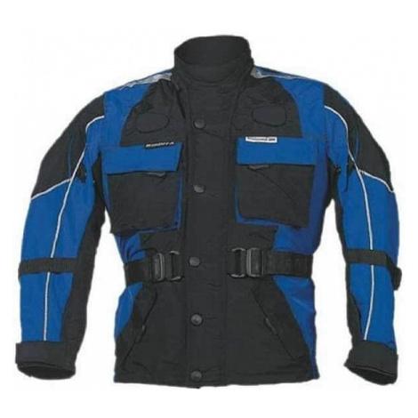 Dětská moto bunda Roleff TASLAN Kids Barva modro-černá