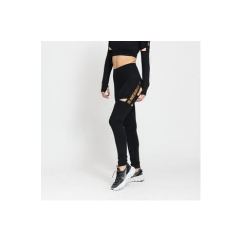 Nebbia Honey Bunny Leggings černé