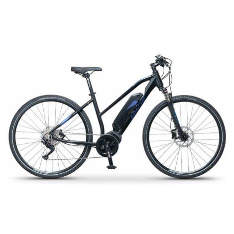 """Elektrokolo krosové Apache Matta Comp černá, 18"""" Apache Bicycles"""