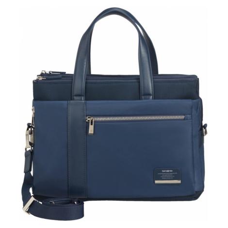 Samsonite Dámská taška na notebook Openroad Chic 14,1'' - tmavě modrá