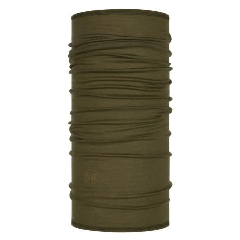 Buff Merino wool Buff Lightweight- Solid bark