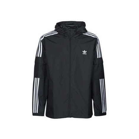 Adidas 3-STRIPES WB FZ Černá