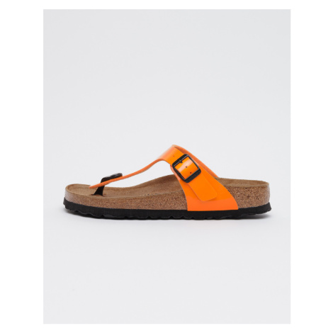 Birkenstock Gizeh BF Patent Marygold