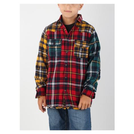 Košile dětská Replay Barevná