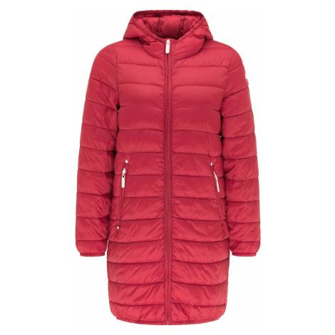 ICEBOUND Zimní kabát červená