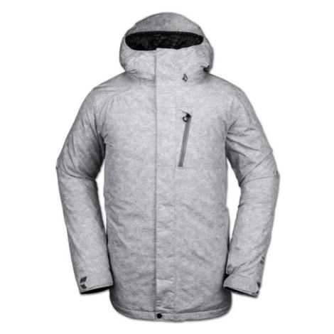 Volcom L INS GORE-TEXR JKT šedá - Pánská lyžařská/snowboardová bunda