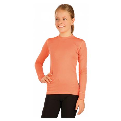 LITEX Funkční termo triko dětské 7A269304 lososová