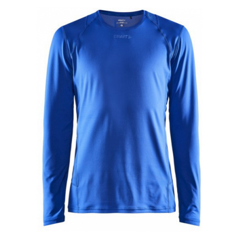 Pánské tričko CRAFT ADV Essence LS modrá