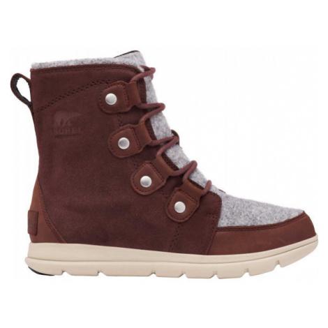 Sorel EXPLORER JOAN FELT - Dámská zimní obuv