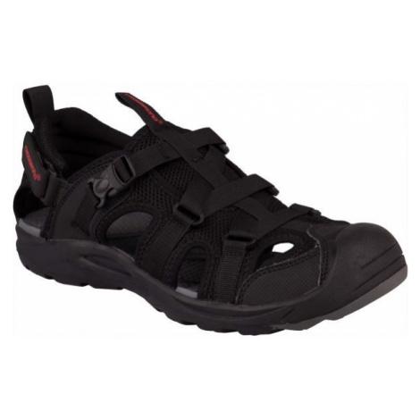 Crossroad MIRO černá - Pánské sandály