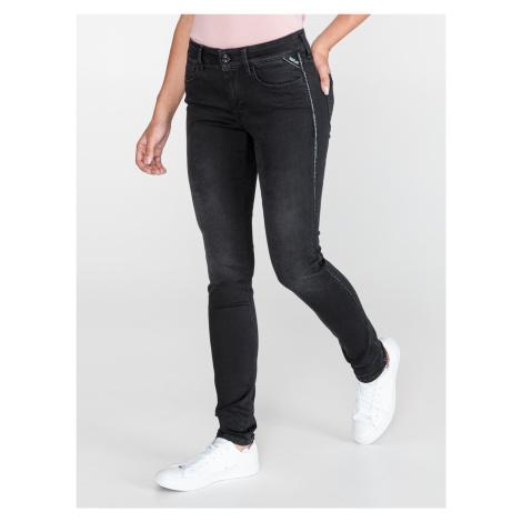 New Luz Jeans Replay Černá