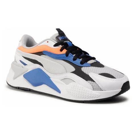 Sneakersy PUMA - RS-X³ Prism 374758 03 G Violet/Pwhite/Ultra Orange