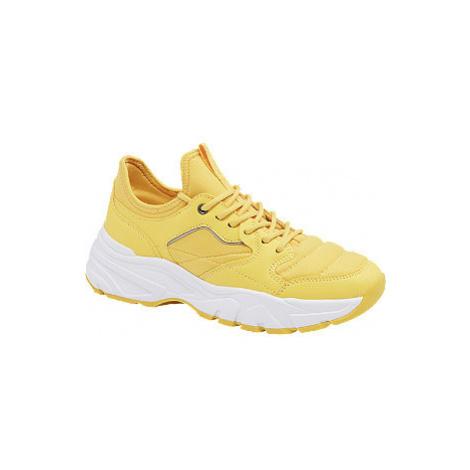Žluté tenisky Bench