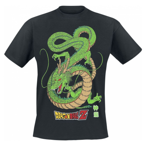 Dragon Ball Z - Shenlong tricko černá