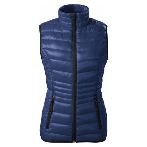 Malfini premium Everest Dámská vesta 55402 námořní modrá