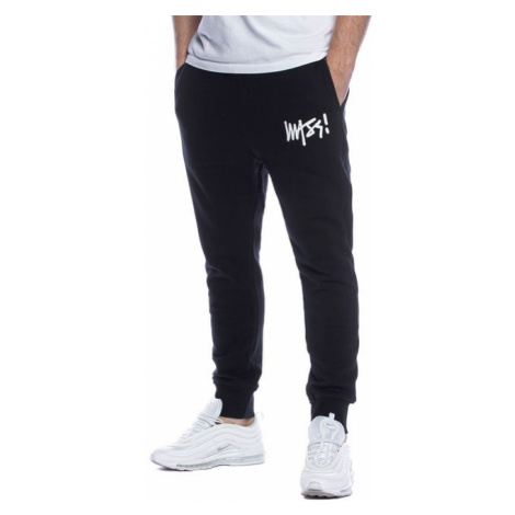 Mass Denim Signature Sweatpants black
