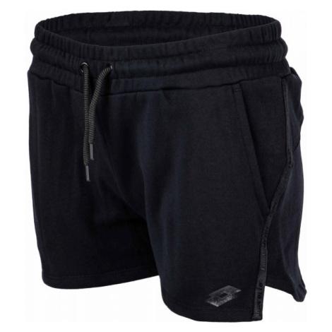 Lotto DINAMICO W II SHORT FT černá - Dámské šortky